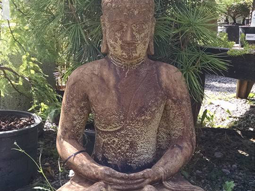 bouddha, galerie, éco responsable